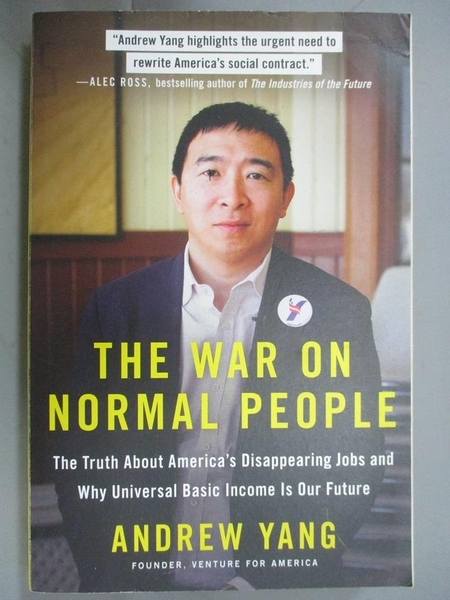 【書寶二手書T1/政治_OSO】The War on Normal People: The Truth About America s..