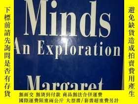 二手書博民逛書店HUMAN罕見MINDS AN EXPLORATION(英文原版)Y7353 MARGARET DONALDS