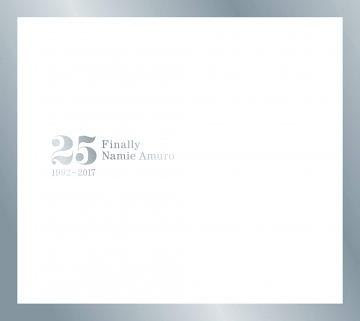 安室奈美惠 25週年全精選「Finally」3CD附DVD 台壓版 免運 (購潮8)