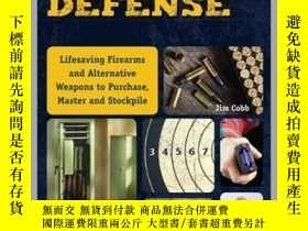 二手書博民逛書店Prepper s罕見Armed DefenseY410016 Jim Cobb Ulysses Press