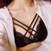 小可愛 蕾絲 前交叉 線條 美背 小可愛 內衣【LQ242】 BOBI  03/23
