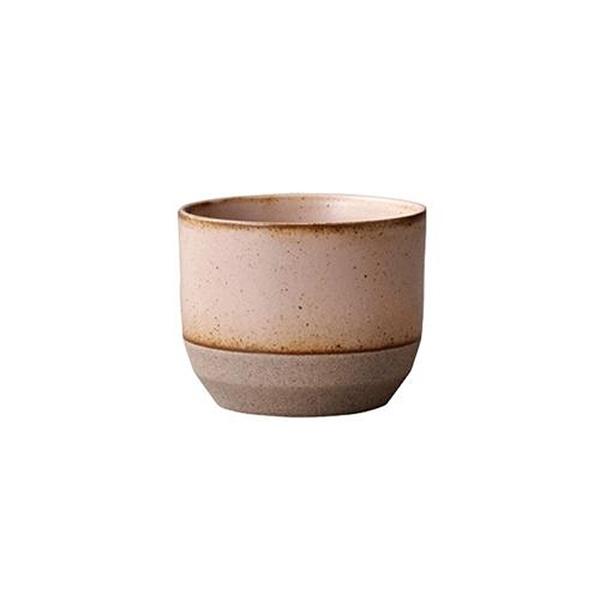 日本KINTO CERAMIC LAB茶杯180ml-粉色