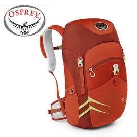 【美國 OSPREY】Jet 12L 兒童休閒背包 038212『草莓紅』