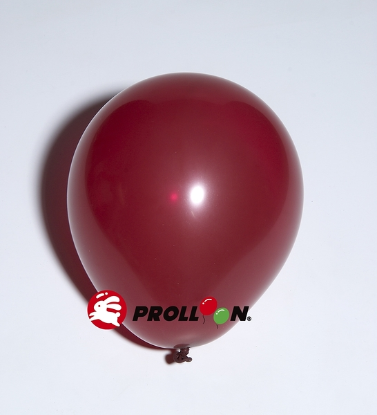 【大倫氣球】11吋糖果色 圓形氣球-17-水晶棗紅-STANDARD & CRYSTAL BALLOONS派對 佈置 台灣生產製造