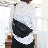 Catsbag聯名款輕便鏈帶腰包斜背包胸包3009
