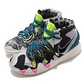 Nike 籃球鞋 Kybrid S2 Hybrid GS 黑 白 童鞋 大童鞋 女鞋 明星款 運動鞋 【ACS】 CV0097-002