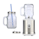 【Kolin歌林】隨鮮瓶玻璃杯果汁機(雙杯組) JE-LNP16