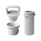 HYDY 瓶蓋組合+泡茶器 (灰色)...