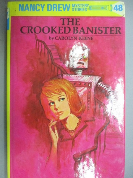 【書寶二手書T7/原文小說_GTF】The Crooked Banister_Keene, Carolyn