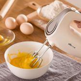 小熊打蛋器電動家用全自動打蛋機打奶油機烘焙攪拌迷你打發器手持