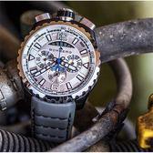 BOMBERG 炸彈錶 BOLT-68 霸氣槍灰計時手錶-/45mm BS45CHSP.050-5.3