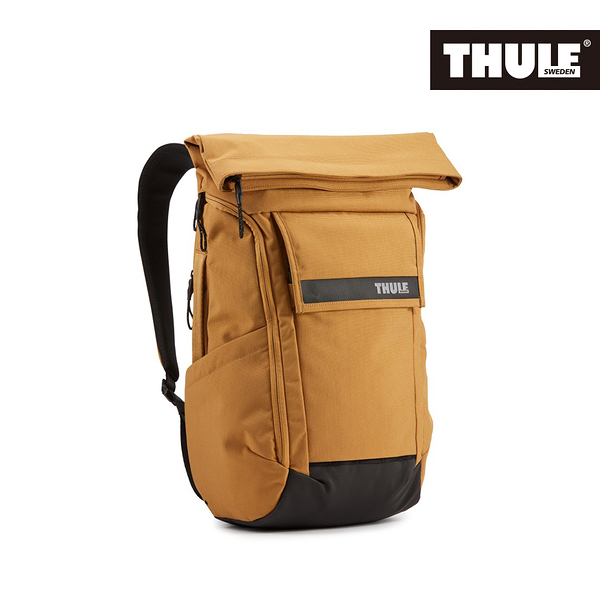 THULE-Paramount 2 24L筆電後背包PARABP-2116-淺棕