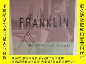 二手書博民逛書店My罕見Brilliant Career by Miles Fr