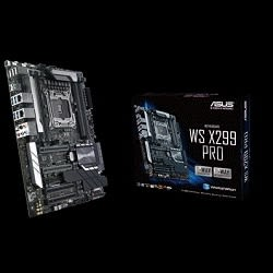 【綠蔭-免運】華碩 X299 PRO/SE WS主機板