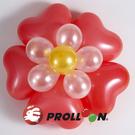 【大倫氣球】花朵-氣球DIY組 Flower balloon DIY 氣球佈置,開幕、舞會、 生日、派對、party 乳膠氣球