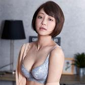 摩奇X-雙挺胸罩D-E罩杯調整型內衣(岩石灰)ZB4624-DG