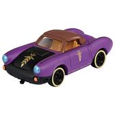 Tomica多美小汽車 冰雪奇緣2 安娜古董車