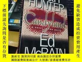 二手書博民逛書店Candyland罕見: A Novel In Two Parts (英文原版)Y5834 Ed McBain