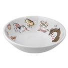 新比奇沙拉碗 NO.776 卡通碗 美耐皿碗盤 菜盤 湯碗 學生碗 宿舍碗 大碗 兒童碗 碗公