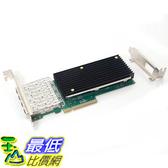 [107美國直購] 網路卡 For Intel X710-DA4, 10GbE Converged Network Adapter(NIC), XL710 Chipset, PCI-E X8