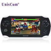 紫光電子街機PSP游戲機掌機GBA掌上游戲機兒童懷舊可充電大屏益智 全館免運