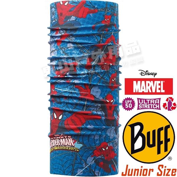BUFF 118284.555_漫威授權-蜘蛛人 Junior Original 青少年魔術頭巾 快乾圍巾/脖圍/海盜帽