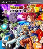 PS3 Dragon Ball Z: Battle of Z 七龍珠 Z Z 戰(美版代購)