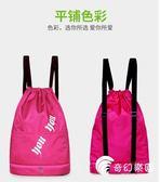 運動包-游泳包干濕分離女防水健身背包便攜泳衣收納袋雙肩沙灘包游泳裝備-奇幻樂園
