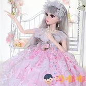 60厘米 芭比洋娃娃套裝仿真精致女孩公主玩具禮盒【淘嘟嘟】