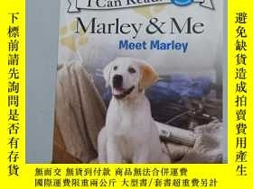 二手書博民逛書店實物拍照;I罕見CAN READ 1 MARLEY ME MEET MARLEYY15389