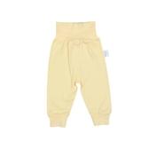 寶寶長褲新生兒純棉褲子高腰護肚嬰兒開襠褲