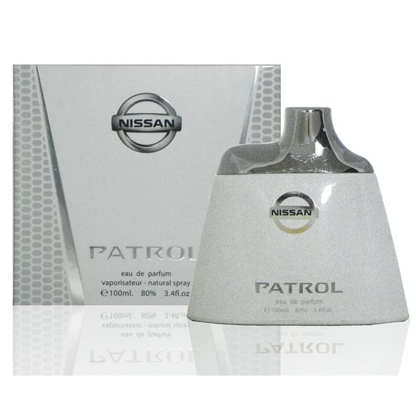 Nissan Patrol Eau De Parfum Spray 東瀛戰警淡香精 100ml