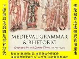 二手書博民逛書店Medieval罕見Grammar And Rhetoric: