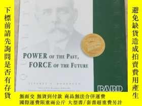 二手書博民逛書店POWER罕見OF THE PAST FORCE OF THE FUTUREY242183