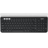 新風尚潮流 【K780】 羅技 跨平台 雙模式 USB 藍芽 鍵盤 可支援 手機 平板 支架 擺放
