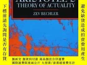 二手書博民逛書店【罕見】Aristotle s Theory Of Actual