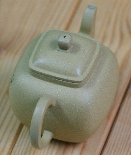 鹿港窯~ 意象紫砂茶壺【四方足壺】◆免運費送到家