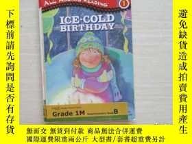 二手書博民逛書店ICE-COLD罕見BIRTHDAY 703Y10970