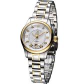依波路 E.BOREL 布拉克系列機械腕錶 LB7350-2599【寶時鐘錶】