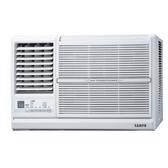 (含標準安裝)聲寶左吹定頻窗型冷氣AW-PC41L