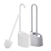 馬桶刷無死角洗廁所刷子免打孔長柄去死角軟毛家用衛生間清潔套裝