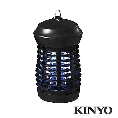 【超人生活百貨】KINYO 電擊式捕蚊燈 KL-7041 節能省電 預防登革熱 UVA紫外線燈管 無毒
