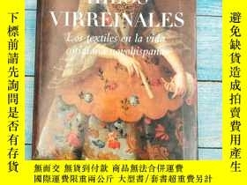 二手書博民逛書店HILOS罕見VIRREINALES :Los textiles