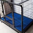 寵物圍欄金毛狗籠子帶廁所室內大型大號中型大型犬拉布拉多哈士奇【全館免運八折】