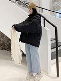 棉襖女2018新款冬季韓版寬松bf棉服短款ins面包服棉衣外套 萬聖節禮物