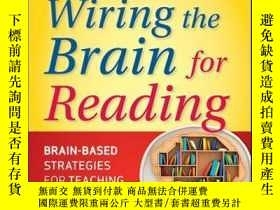 二手書博民逛書店Wiring罕見the Brain for Reading : Brain-Based Strategies fo