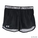 Under Armour  女 HG NEW PLAY UP短褲 黑 UA 運動短褲- 1294923001