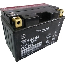 YUASA 湯淺 TTZ12S 機車電瓶/電池 正廠零件★全館免運費★『電力中心』