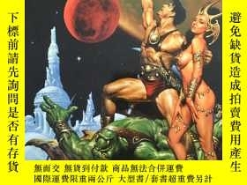 二手書博民逛書店罕見火星公主絕版漫畫Y269772 Avid Nelson Dy
