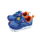 碰碰狐 鯊魚寶寶 BABY SHARK 運動休閒鞋 電燈鞋 藍色 中童 童鞋 PIKX96616 no889